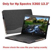 Detachable Laptop Cover For Hp Spectre X360 13 3 Inch 13 W021TU Creative Design Sleeve Case