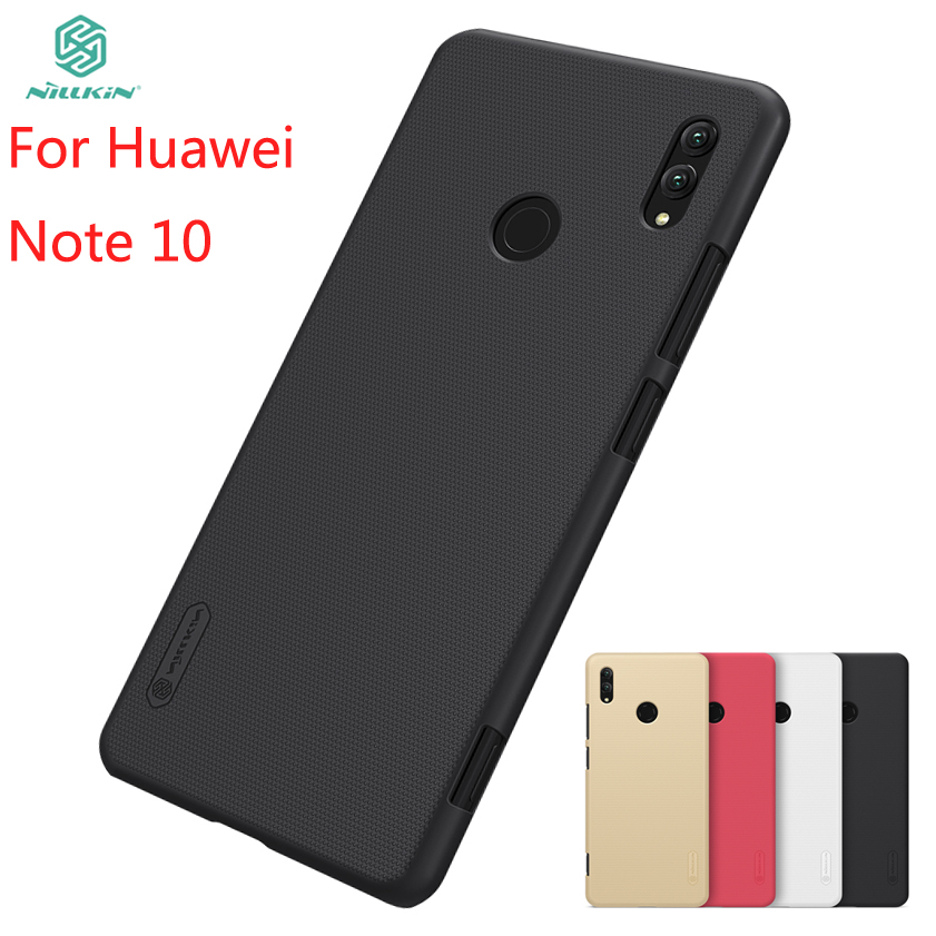 For Huawei honor note 10 Case Cover NILLKIN Pc Hard Case For Huawei honor note 10 High Quality Fitted Cases Super Frosted Shield