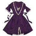 Новое прибытие женские с коротким рукавом сексуальная одеяние и платье два набора части женского ночное высокое качество шелковой атласной кружева пижамы набор горячая