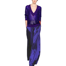 New 2017 Europe autumn fashion witch western style wide leg pants suit temperament female thin two