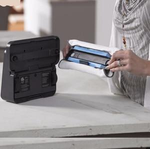 Image 5 - Peças originais de substituição para irobot pro limpo almofada do reservatório para braava chão esfregar robô alta qualidade frete grátis