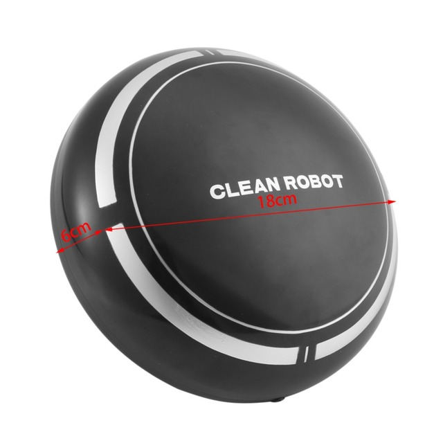 USB Rechargeable Sweeping Robot  1