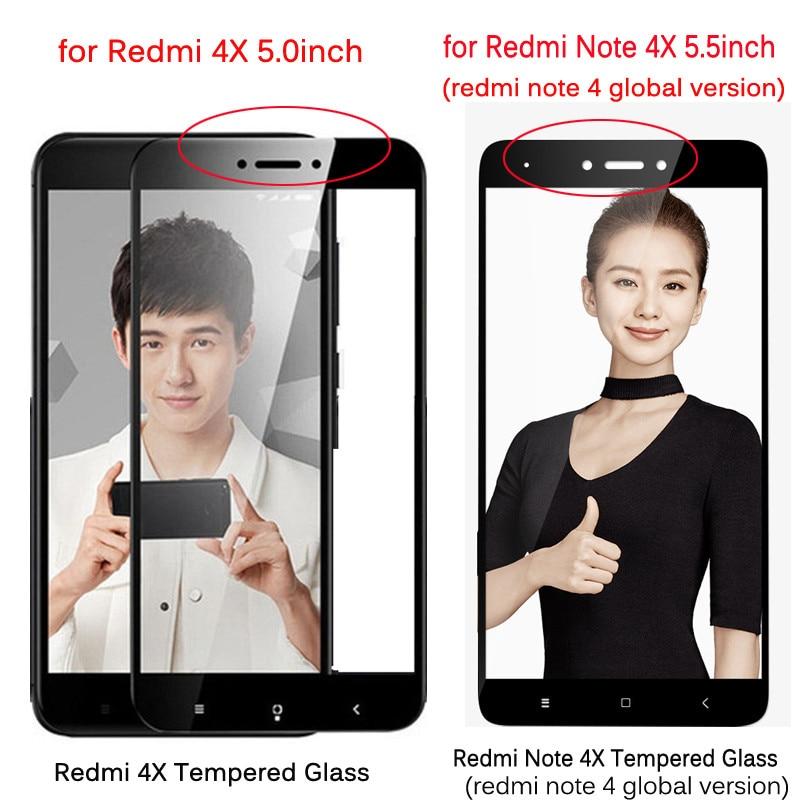 Kaca Tempered Untuk Xiaomi Redmi 4X / Redmi Note 4X (3G / 32G) - Aksesori dan suku cadang ponsel - Foto 5