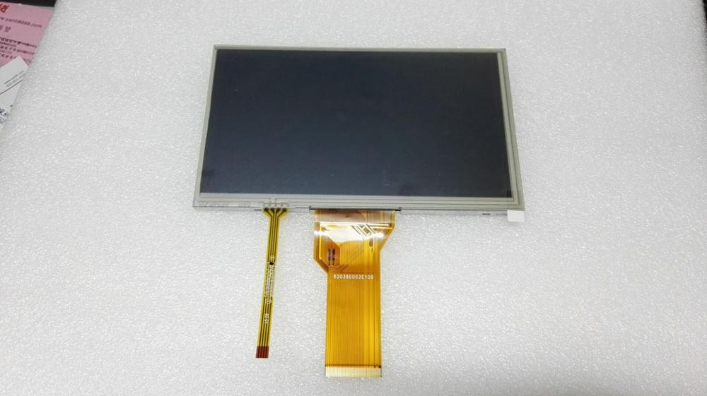 The original, 7 inch AT070TN92 LCD screen with general TP GPS industrial vehicle industrial display lcd screennew original 15 inch a perfect screen ltm150xi a01