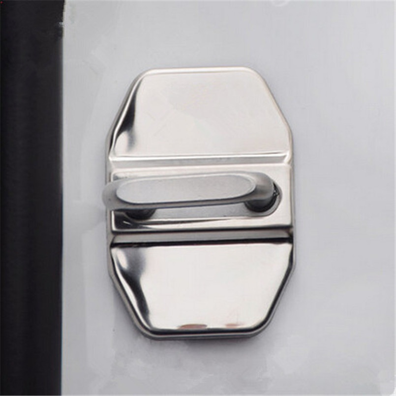 Car Door Lock Cover For Benz A B C E S G GLE GLC CL CLK CLS GL GLK R SL SLK -class W211 W221 W220 W163 W164 W203 W204