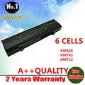 WHOLESALE New 6CELLS Laptop Battery For Dell Latitude  E5400 E5500 E5410 E5510 KM668 KM742 KM752 KM760  Free shipping