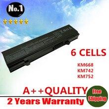 Venta al por mayor nueva 6CELLS batería del ordenador portátil para Dell Latitude E5400 E5500 E5410 E5510 KM668 KM742 KM752 KM760 envío gratis