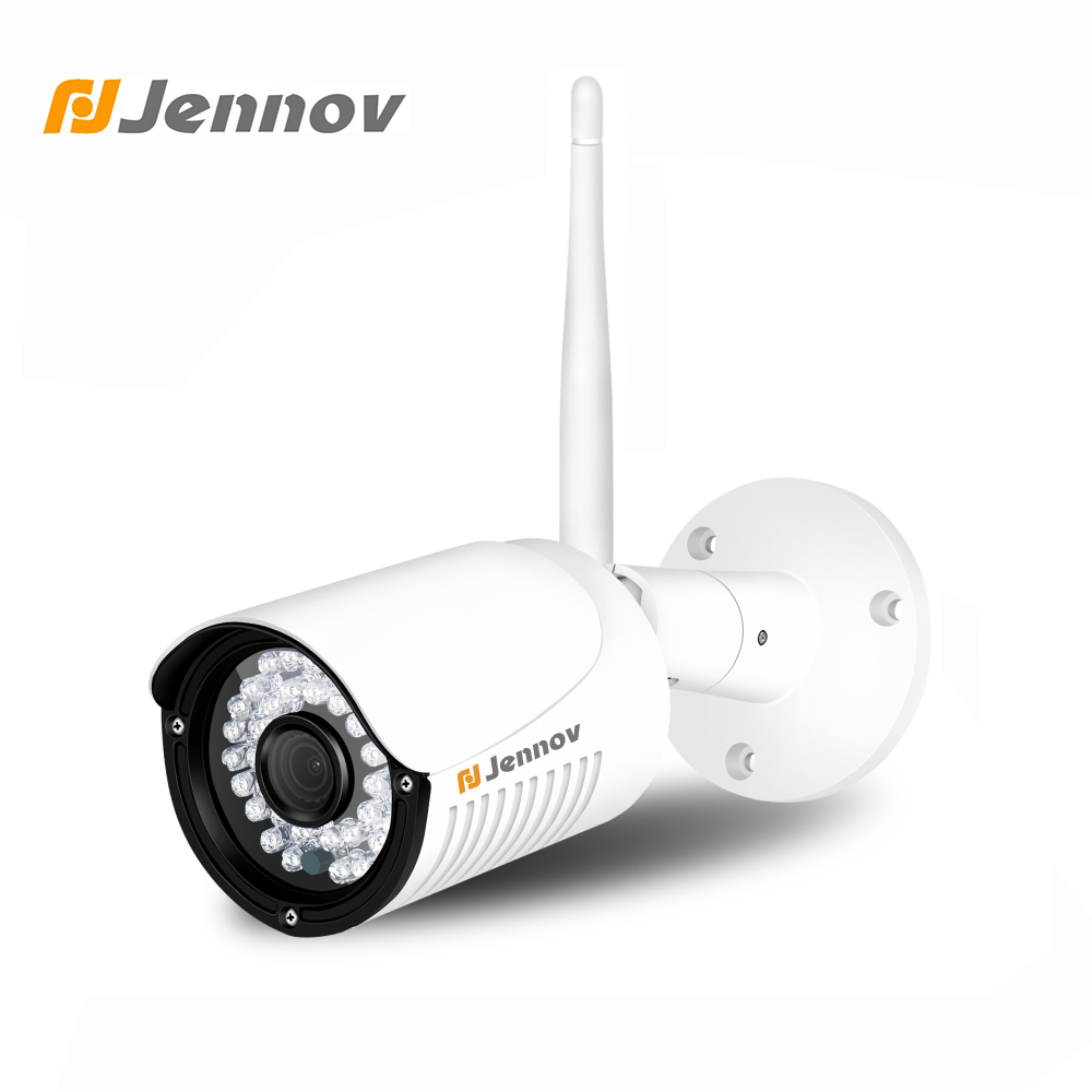 Jennov Wifi CCTV 1080P IP Kamera Outdoor Home Security Drahtlose Video Überwachung Baby Monitor ONVIF HD <font><b>APP</b></font> CamHi Nacht vision image