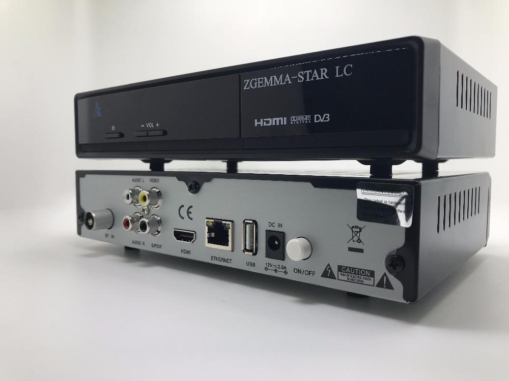 Singapore Zgemma star LC box watch starhub channels support timer recording  + free wifi dongle