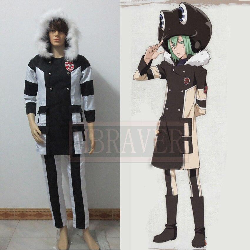 Katekyo Hitman Reborn! Fran Suit Cosplay Costume Tailor made