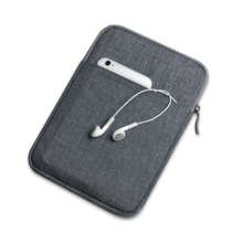 Anti falling style super slim sleeve pouch cover microfiber