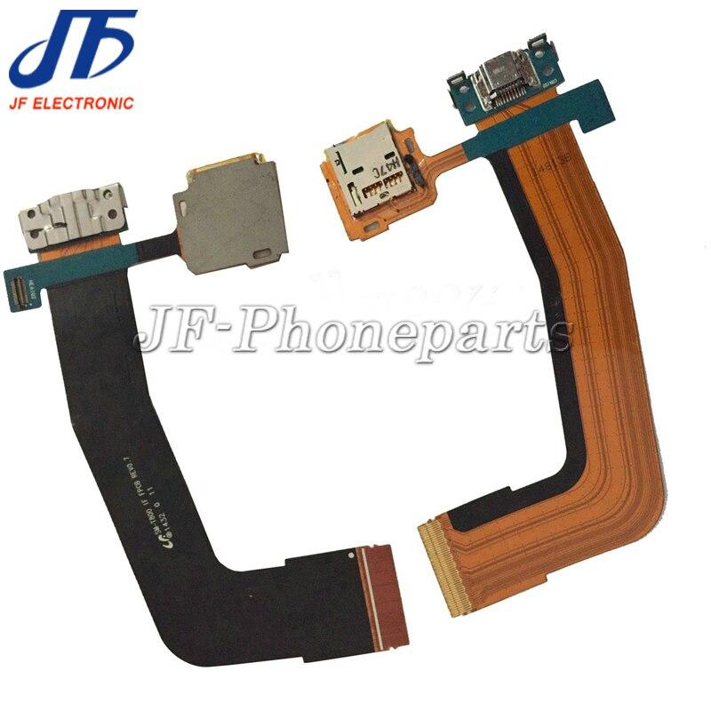 50 sztuk/partia dla Samsung Galaxy Tab S 10.5 T800 T801 T805 ładowania stacja ładująca Port + czytnika karty Sim Flex taśma kablowa w Elastyczne kable do telefonów komórkowych od Telefony komórkowe i telekomunikacja na AliExpress - 11.11_Double 11Singles' Day 1