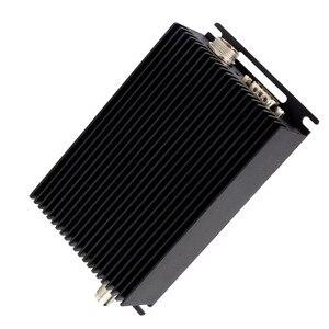 Image 1 - 19200bps long range wireless transceiver 433 rf transmitter and receiver 25W high power uhf vhf rs232 radio modem for Telemetry