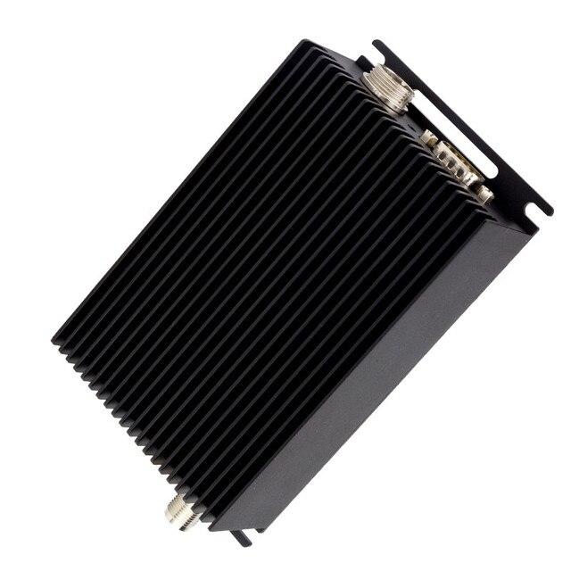 19200bps long range wireless transceiver 433 rf transmitter and receiver 25W high power uhf vhf rs232 radio modem for Telemetry