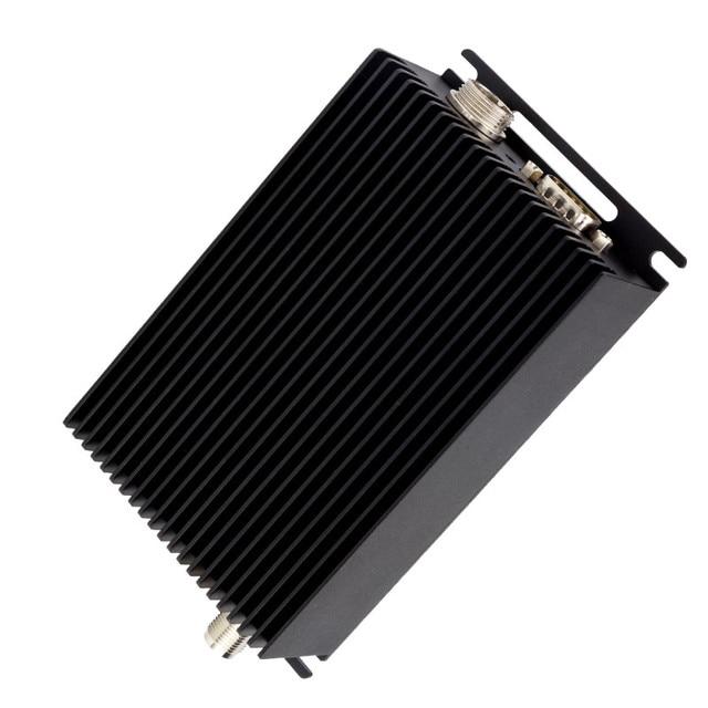 19200bps transceptor sem fio de longo alcance 433 rf transmissor e receptor 25 w alta potência uhf vhf rs232 modem rádio para telemetria