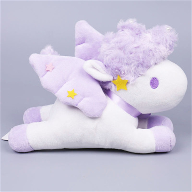 LOL 12-20cm cute plush toys unicorn rainbow horse doll gift. toys for children