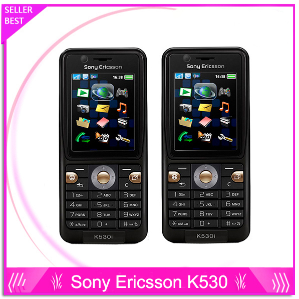 K530c Original Unlocked Sony Ericsson K530 mobile phone Free Shipping