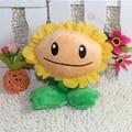 Kawaii Plants vs Zombies Pea Shooter Sunflower Squash Plush Toys Plants vs Zombies Soft Stuffed Dolls Baby Kids Gift
