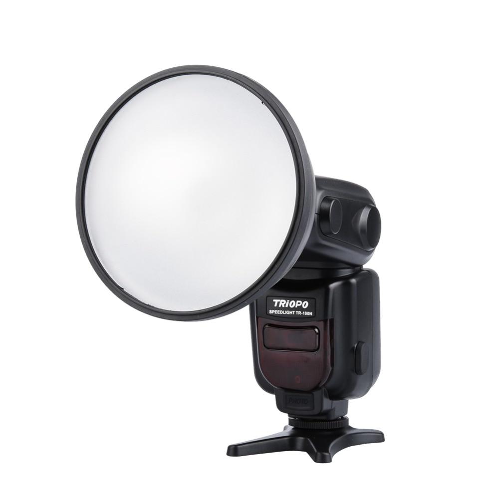 High Performance TRIOPO TR 180N E TTL Bare Bulb Auto Flash Speedlite for Nikon DSLR Camera