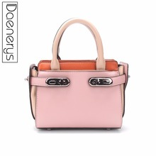 Daenerys Fashion Ladies Handbags For Women Casual Tote Shoulder Bag Small Clutch Female Purse Candy Color Modeling