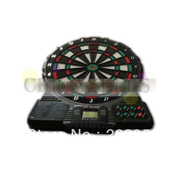 Online Shop Free Ship 12 Inches Electronic Soft Dart Target