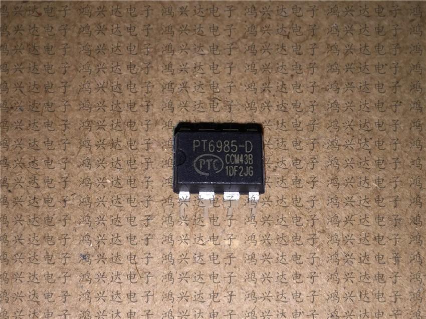 10 pcs/lot PT6985-D PT6985 DIP8 DIP optocoupleur nouveau original en Stock10 pcs/lot PT6985-D PT6985 DIP8 DIP optocoupleur nouveau original en Stock
