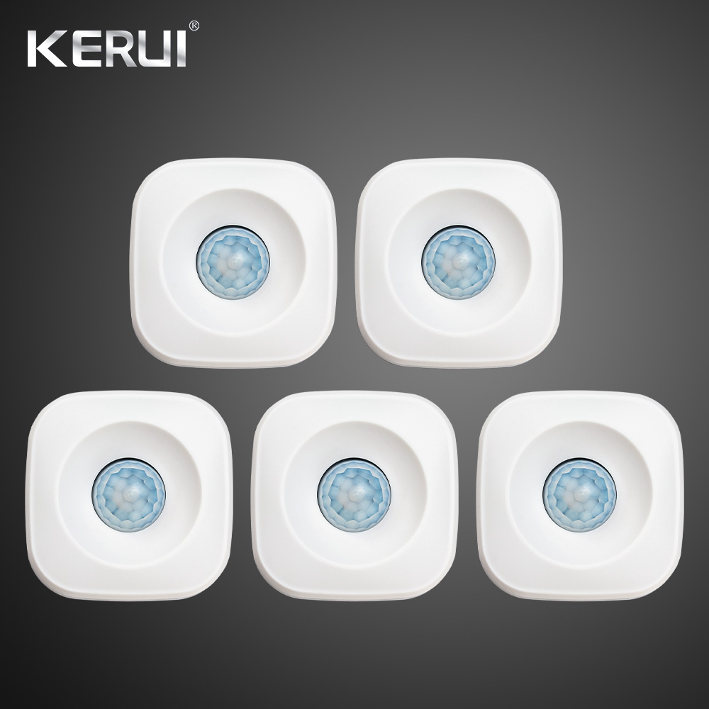 APP Smart WIFI Motion Sensor IFTTT Home Assistant Movement Motion Detector Android ISO APP Control