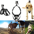 2017 Newly GoPro Fetch Dog Harness Chest Shoulder Strap Belt Mount for GoPro Hero4/3+/3/2 Can Carry Two Cameras