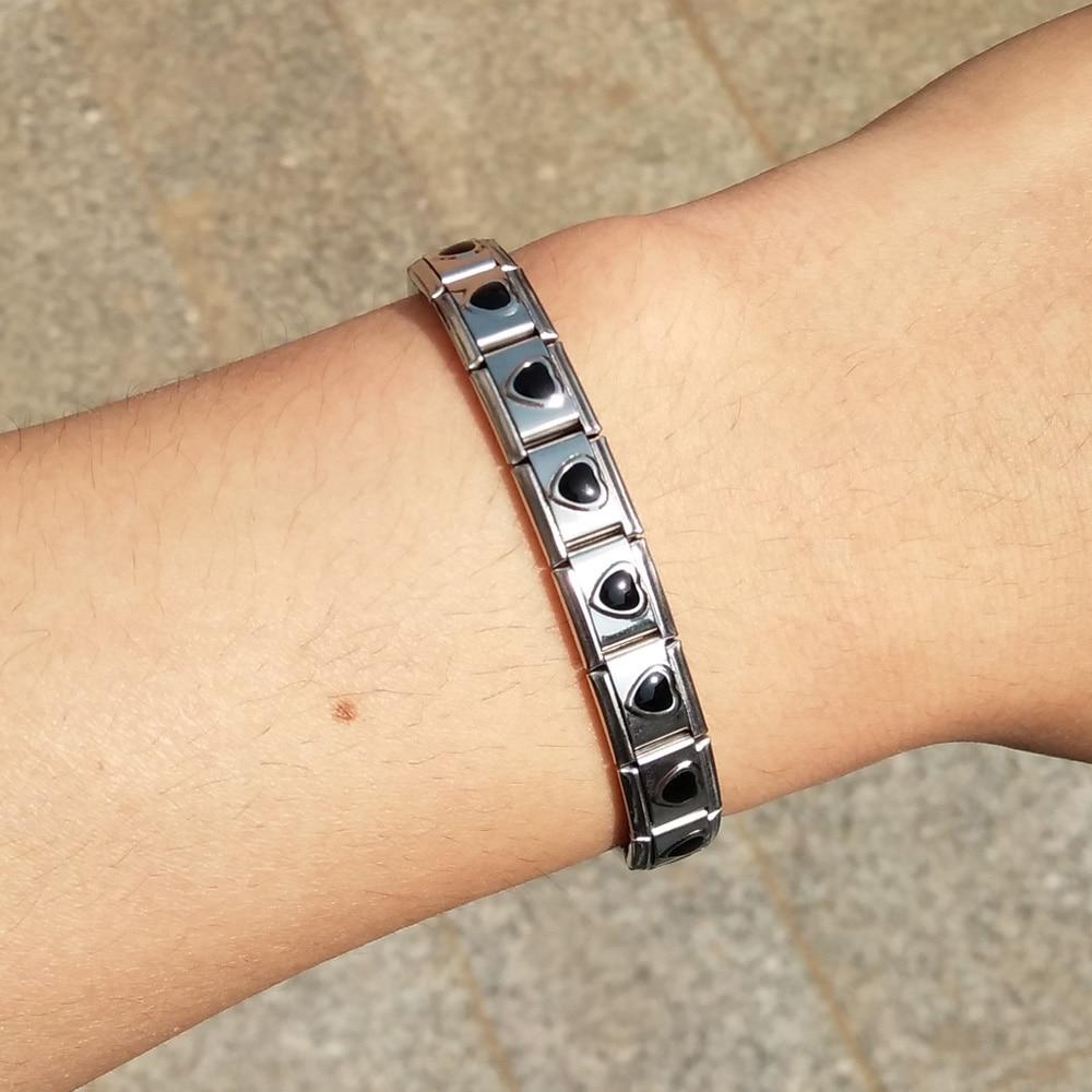 2018 New Fashion Bracelets For Women Stainless Steel ...