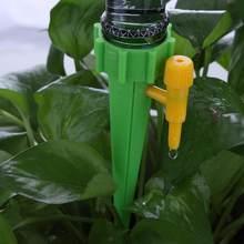 12 adet kapalı otomatik sulama sulama kitleri sistemi Houseplant Spikes bitki saksı çiçek enerji tasarrufu çevre