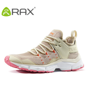 Rax Men Women Breathable Hiking Shoes Spring Summer Outdoor Lightweight Hiking Shoes Zapatillas Senderismo Mujer Tourism Sneaker
