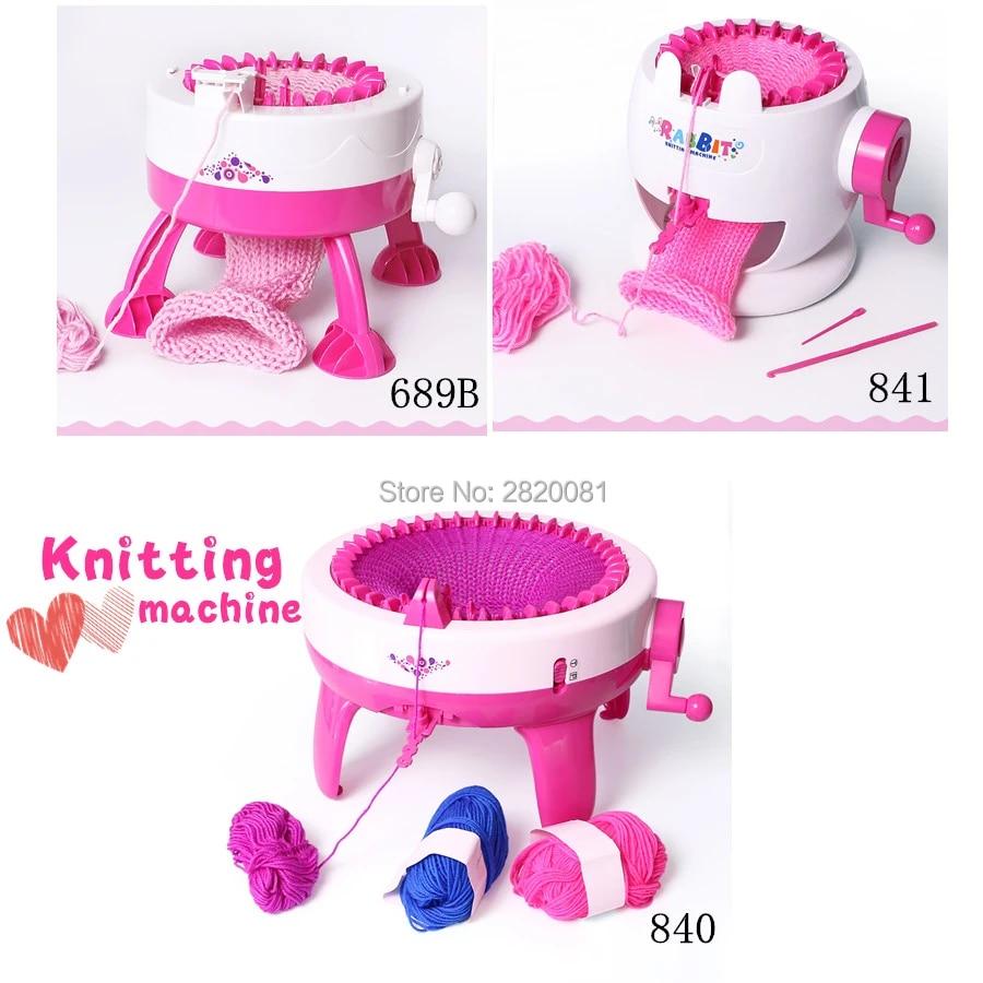40 Needle Positions Big Hand Knitting Machine Weaving Loom knit for Scraf Hat DIY manual knitting.jpg Q90.jpg