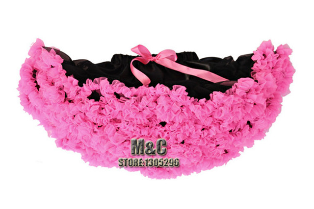 cheap tutu skirts Fluffy Chiffon Pettiskirts tutu Baby Girls Skirts Princess skirt dance wear Party clothes 12M-10T