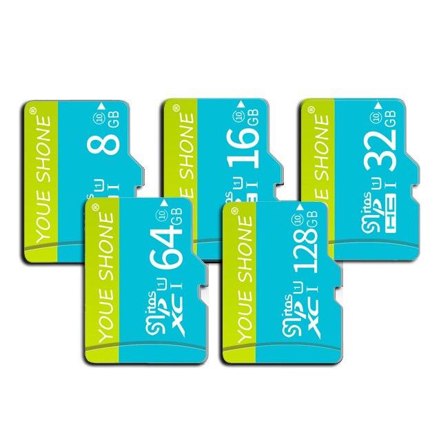 2018 Neue Design Microsd Speicher Karte 8 Gb 16 Gb 32 Gb 64 Gb 128 Gb-flash-stick Micro Sd Karte Cartao De Memoria Kostenloser Adapter