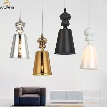 Светодиодные подвесные светильники для ресторана столовой гостиной Лофт Hanglamp подвесной потолочный светильник Промышленный деко осветите...