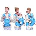 Новый 6 в 1 Для 0-36 м младенческой малыша эргономичный кенгуру слинг рюкзак сумка передач с хип сиденье обернуть новорожденных Талии Стул пояс