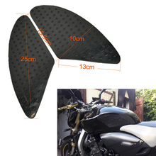 Motorcycle Tank Traction Pad Side Gas Knee Grip Protector Anti Slip Protective Universal fitment