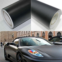 Matte Vinyl car wrapping film covering foil with air bubble free Size 1.52x3m Car Protection