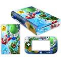 Super Mario Vinyl Cover Decal Skin Sticker for Nintendo Wii U Console & Controller Skins