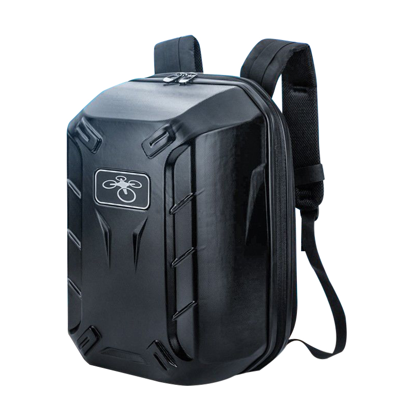 Traveling Waterproof Backpack Shoulder Bag Hard Shell Case For DJI Phantom 3Color:Black vsen traveling waterproof backpack shoulder bag hard shell case for dji phantom 3color army green