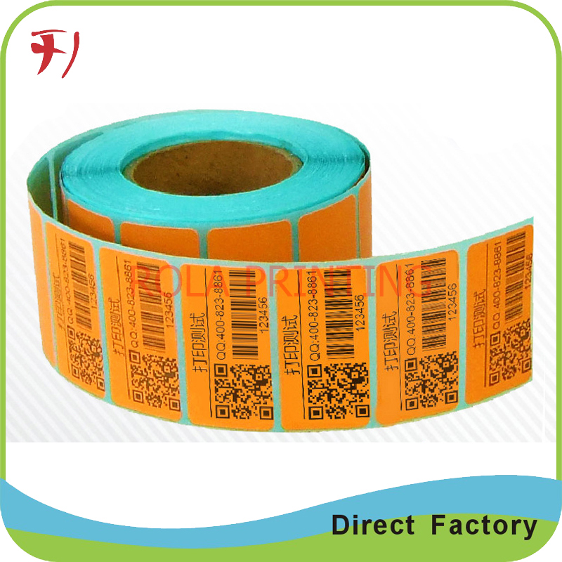 Hot Sale UPC Label with High Quality
