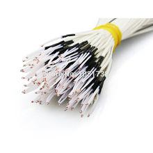 IM 5 Шт./лот 100 К ом NTC 3950 Термисторы с кабелем Датчика Температуры RepRap Экструдер для 3d-принтер Исправить Горячей кровать