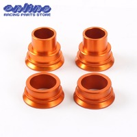 Front Rear Wheel Hub Spacers For KTM SX SXF EXC EXCF EXCW SMR 125 250 300 350 400 450 525 530 MX Motocross Enduro pit dirt bike