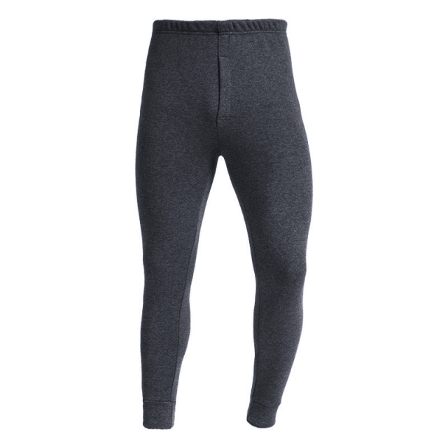 Men Long Johns Soft Thick Thermal Pants Slim Elastic Trousers Men Winter Warm Pants Solid Leggings Underwear Sleepwear 2018 3XL