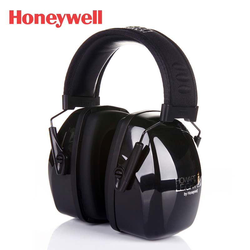 Honeywell L3 Soundproof Earmuffs Anti-noise Ear Protector Noise Reduction Comfortable Ear Muff for Travel Sleep Study Work Shoot