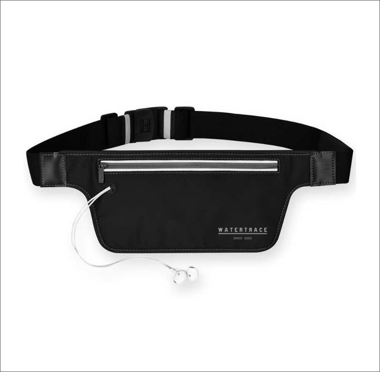 Waterproof Fitness Outdoor Travel mobile phone waist bag multifunctional running waist bag Passport pack