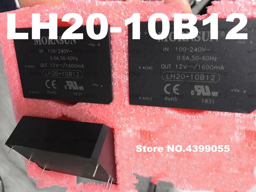 (2 STUKS) LH20 10B12-in Stekkers en snoeren van Consumentenelektronica op  Groep 1