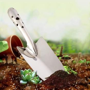 Wooden Handle Garden Shovel Spade