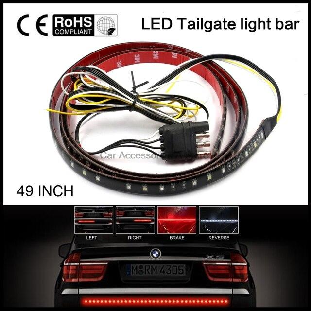49 long led truck tailgate light bar full functions running 49 long led truck tailgate light bar full functions runningsignalreverse aloadofball Choice Image
