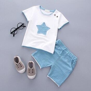 cdd46d1bc Ropa de bebé niña de Primavera de 2019 otoño 2 piezas bebé niño conjuntos de  ropa de bebé traje de bebé recién nacido ropa de algodón recién nacidos ropa  ...